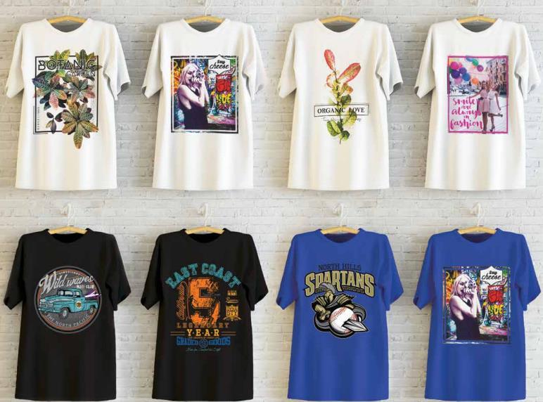 Печать на футболках в Алматы